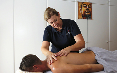 Hands of Light - Massage